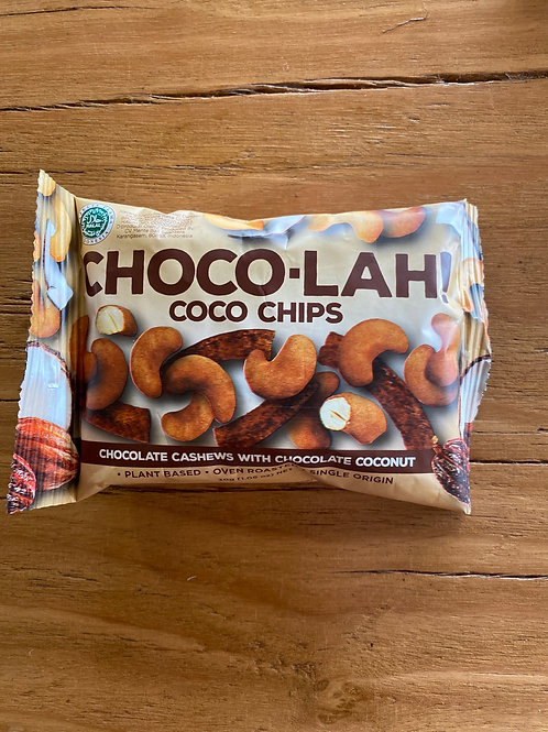 CHOCO-LAH! - Coco Chips 40g