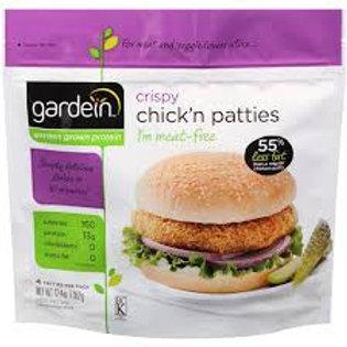 GARDEIN Crispy Chick'n Patties