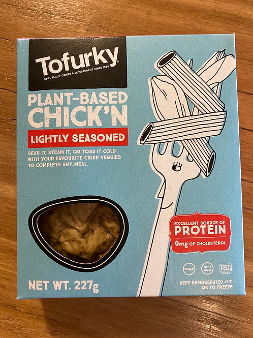 TOFURKY - Chick'n Peices