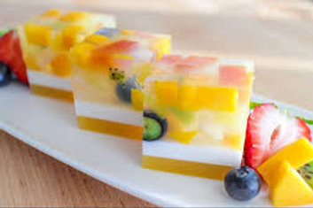 Jelly Crystals - Tropical Fruits