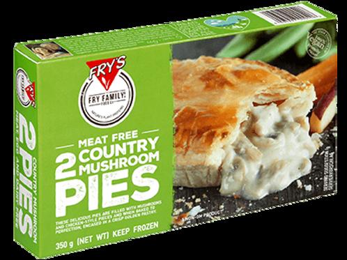 FRY'S Country Mushroom Pies