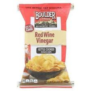 BOULDER CANYON - Red Wine and Vinegar Chips
