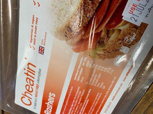 CHEATIN - Bacon Rashers Bulk 500g