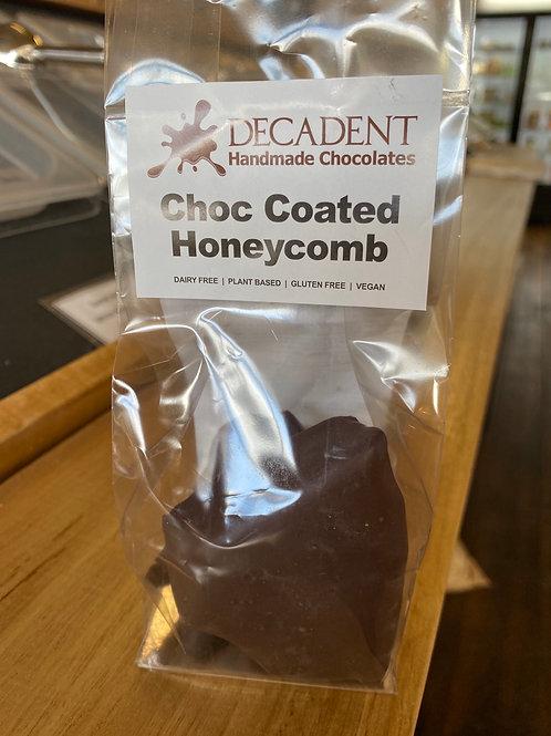 DECADENT - Choc Coated Honeycomb 100g