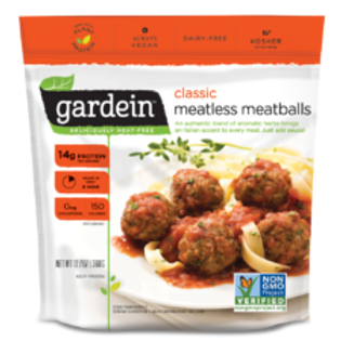 Gardein - Classic Meatless Meatballs