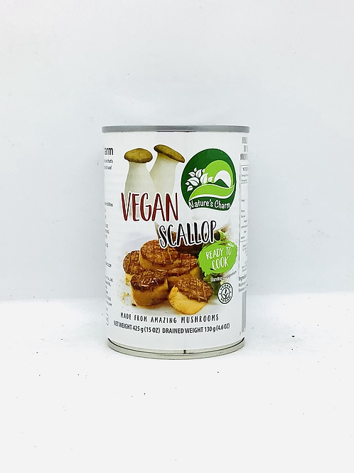 NATURE'S CHARM - Vegan Scallops