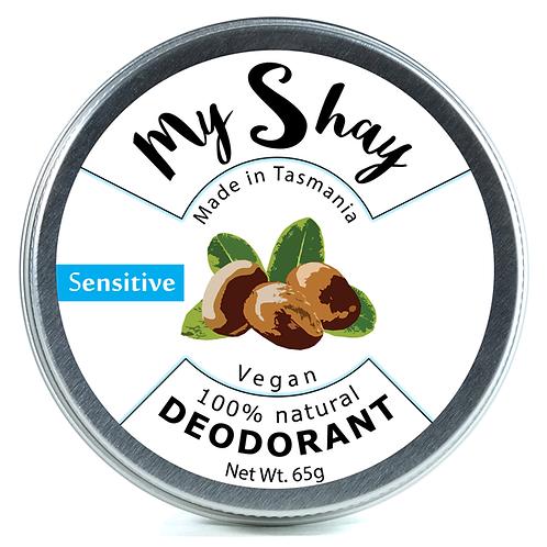 My Shay Natural Deodorant - Sensitive 65g