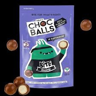 Milky Choc Balls