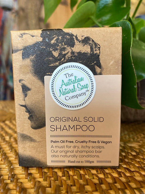 AUSTRALIAN NATURAL SOAP CO. - Shampoo