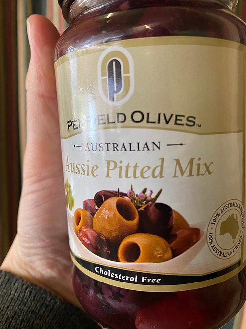 Australian Pitted Olive Mix