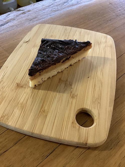 SAINTLY SWEETS - Carnal Caramel Slice