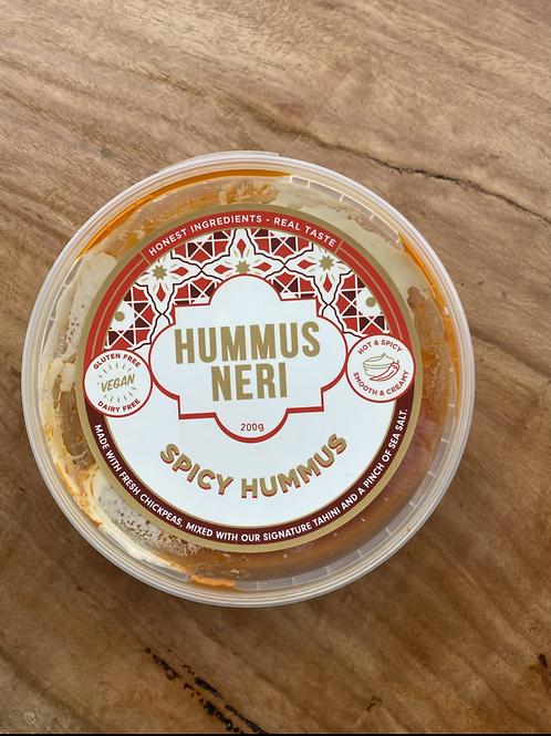 NERI - Hummus, Spicy 200g