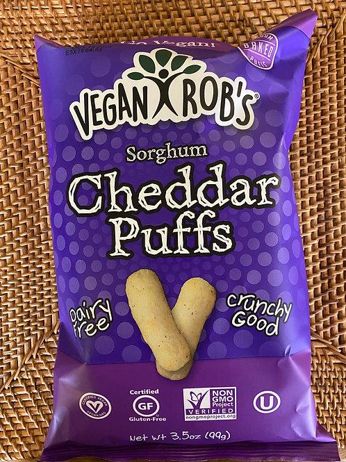 VEGAN ROBS - Cheddar Puffs