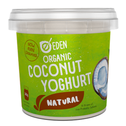 EDEN PANTRY Organic Yoghurt 500ml - Natural