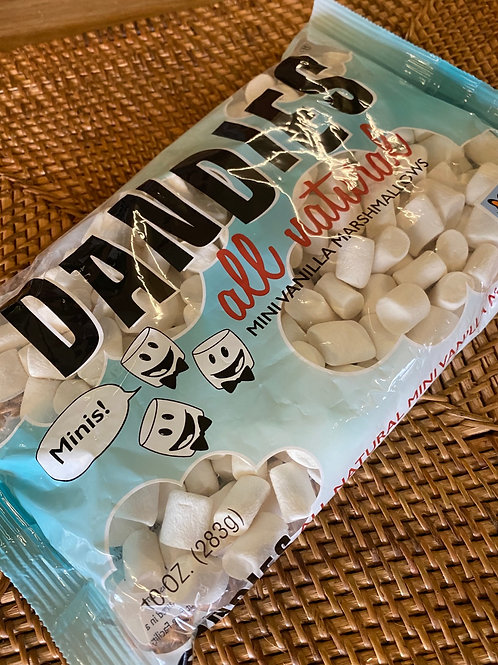 DANDIES - Marshmallows Minis