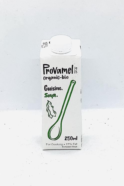 PROVAMEL - Soy Cream Alternative  250g
