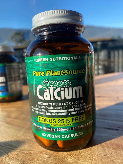GREEN NUTRITIONALS - Calcium 60 caps