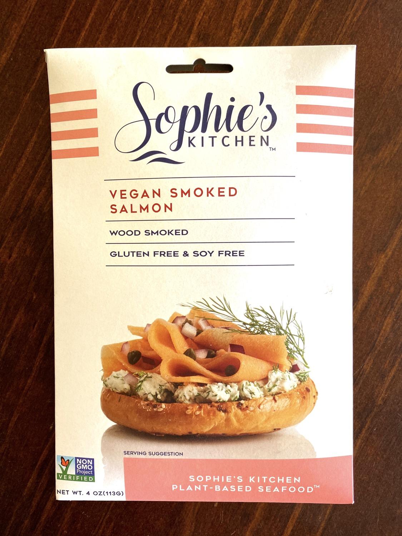 SOPHIE'S KITCHEN - Smoked Salmon