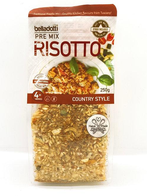 BELLADOTTI - Risotto, Country Style 250g
