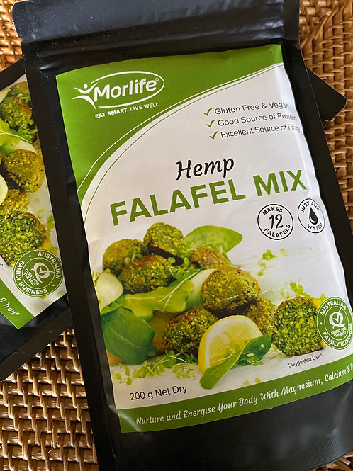 MORLIFE - Falafel Mix Hemp