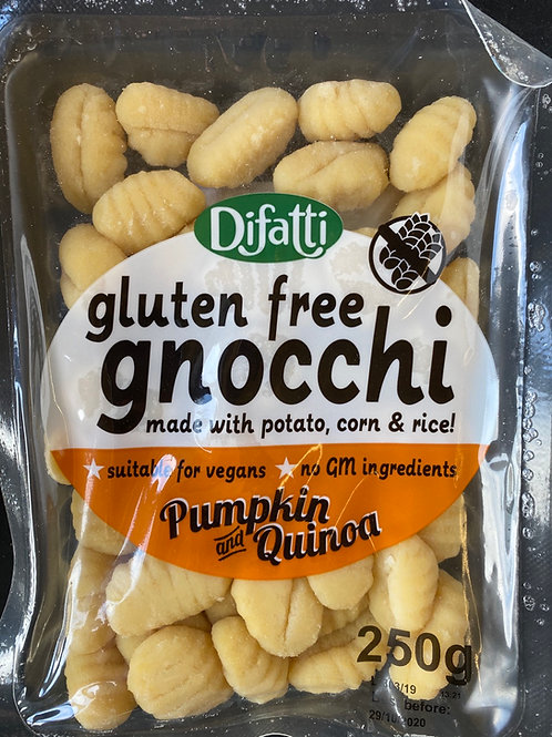 DIFATTI - Gnocchi, Pumpkin and Quinoa