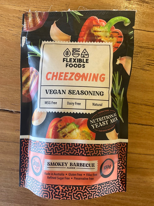FLEXIBLE FOODS - Cheezoning, Smokey BBQ