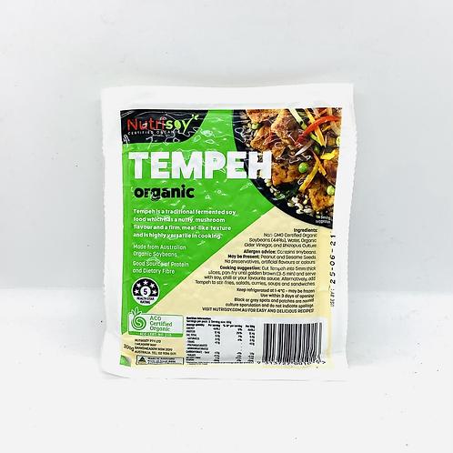 NUTRISOY - Tempeh Organic 300g
