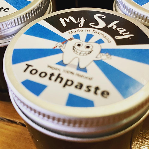 MY SHAY - 100% Natural Toothpaste 65g