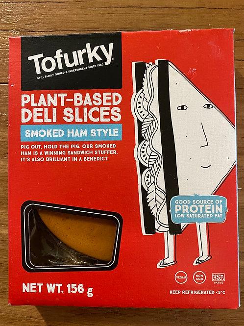 TOFURKY - Smoked Ham Style Delhi Slices