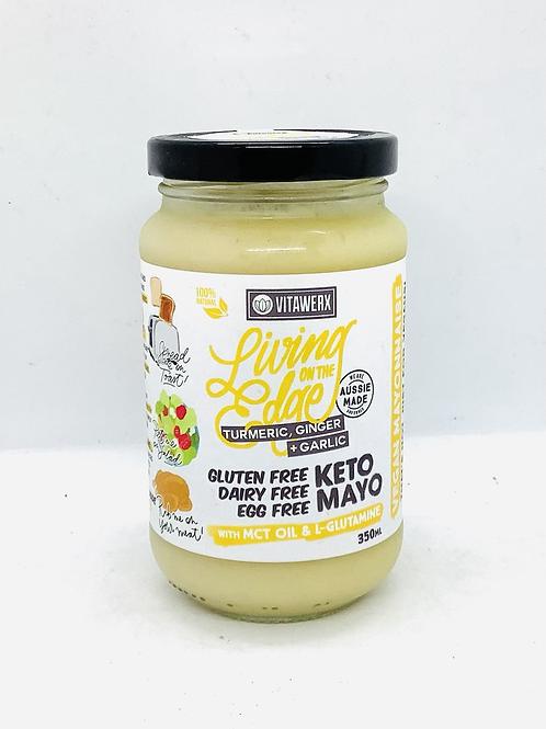 KETO MAYO - Turmeric, Ginger and Garlic