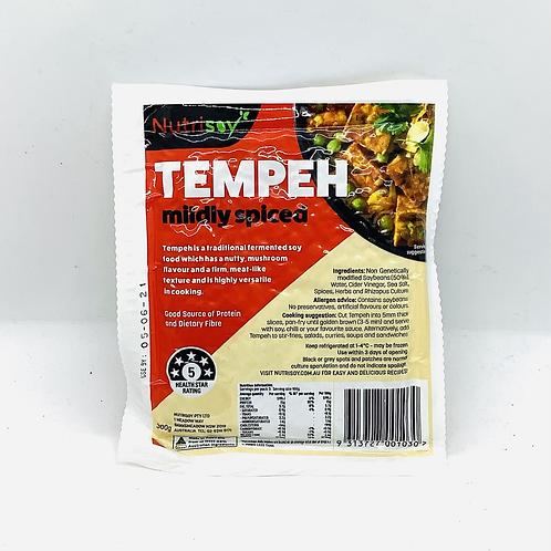 NUTRISOY - Tempeh Mild Spice 300