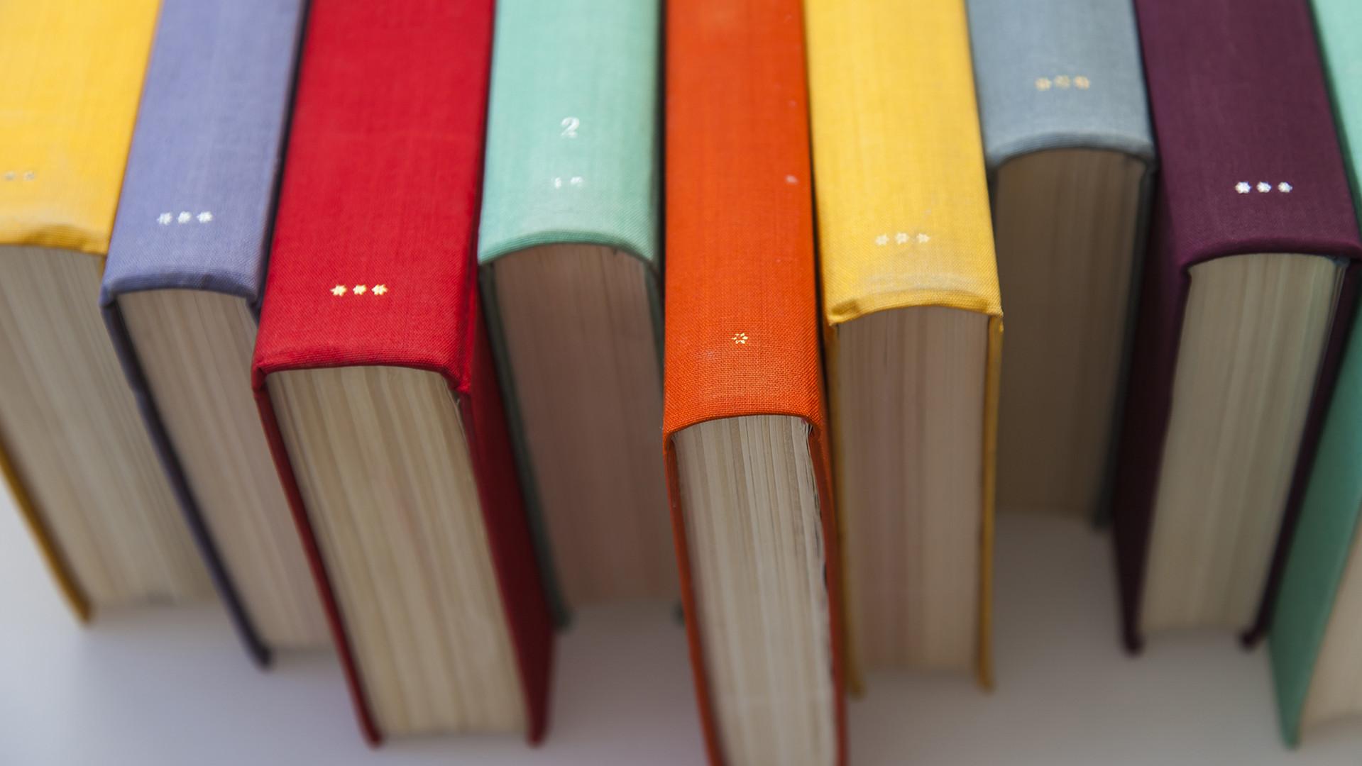 Author's Books