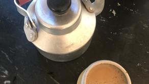 The sadhana of chai