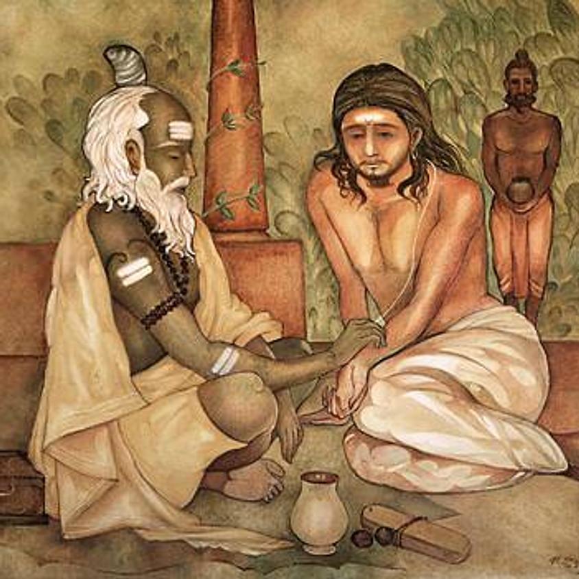 Ayurveda's Three Pillars of Health