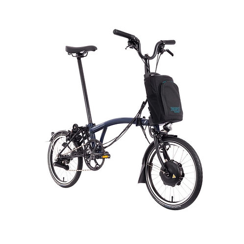 E-bike M2L, Blue Lacquer