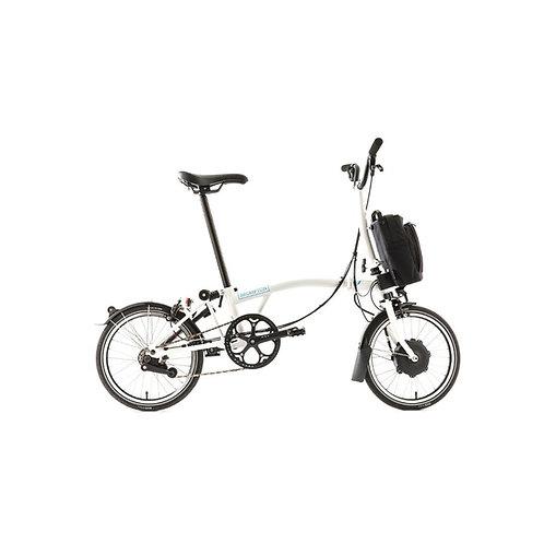 E-bike M2L, White