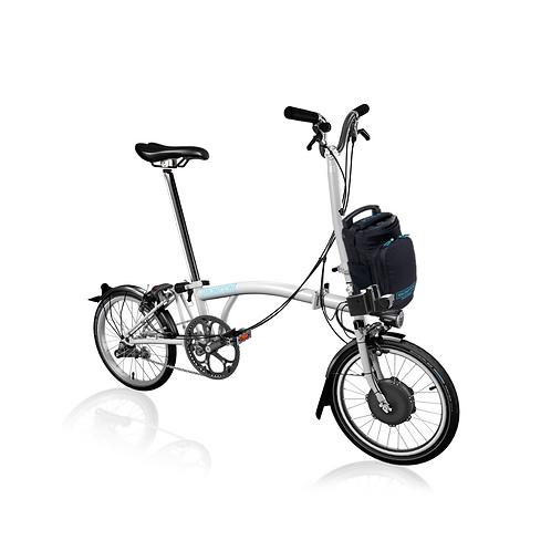 E-bike H2L, White