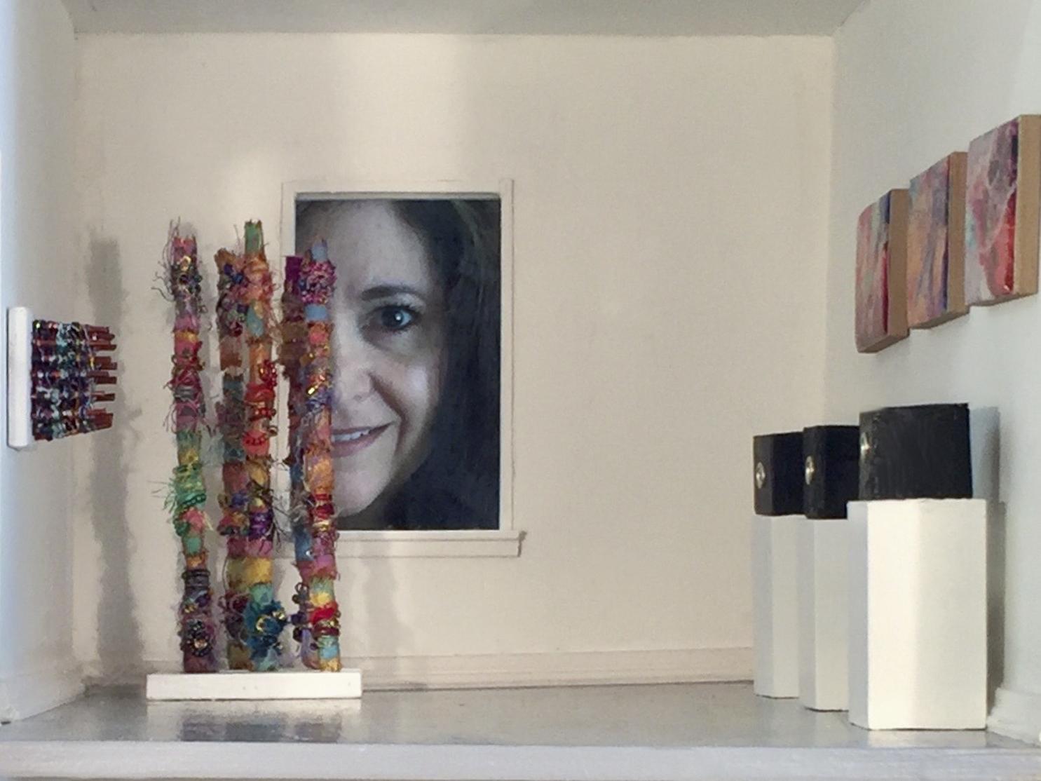 Ellen Hanauer big bang exhibit