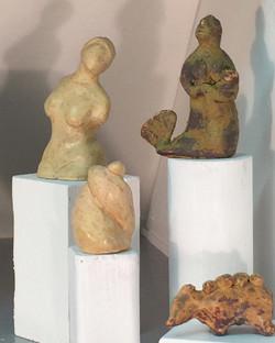 ellen hanauer sculpture
