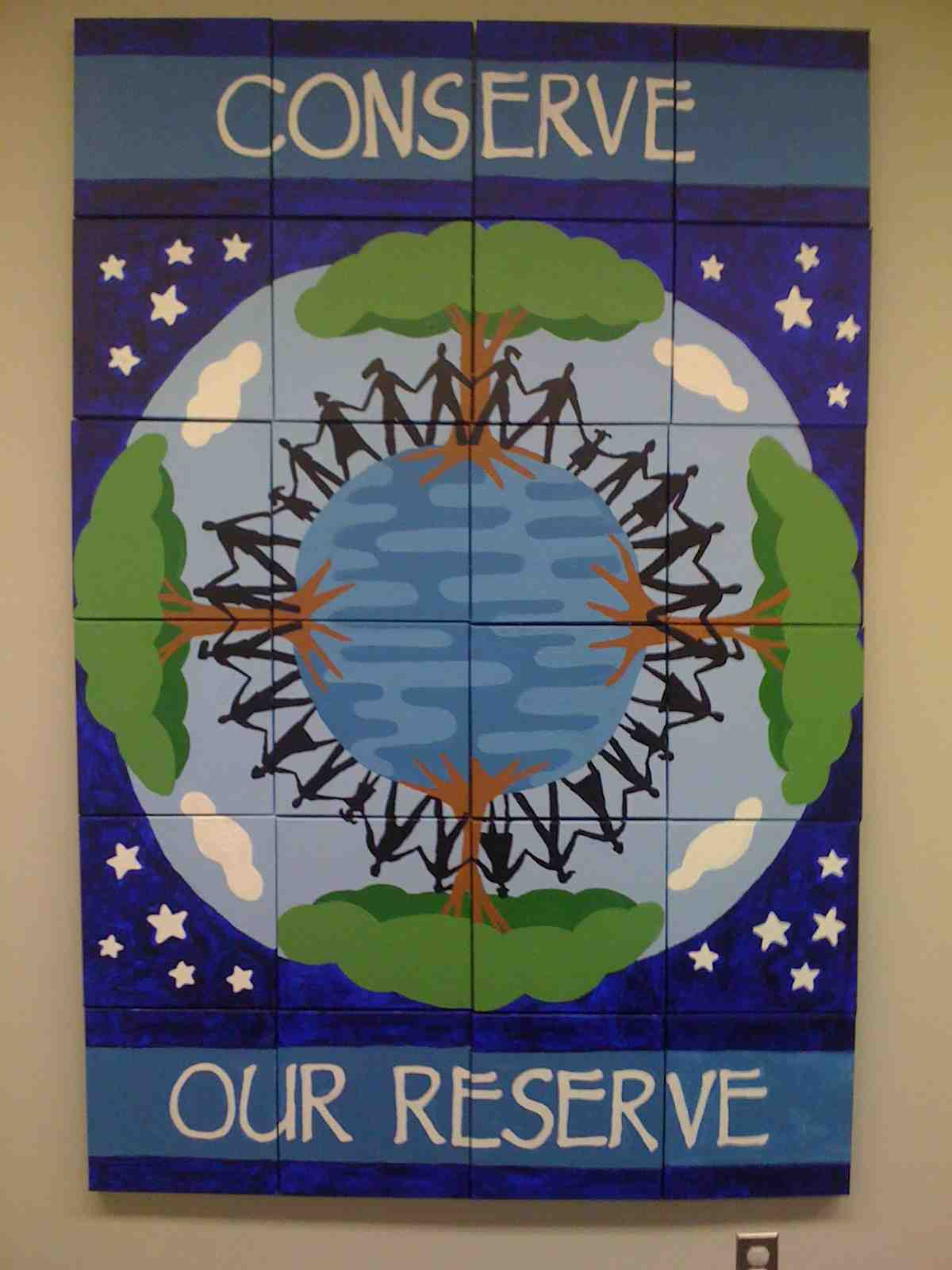 Conserve Our Reserve