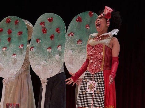 Alice in Wonderland: A metaphysical Play by the Dawson Professional Theatre