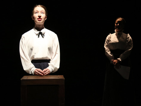 Life after Dawson's Professional Theatre Program: Blue Stockings Review