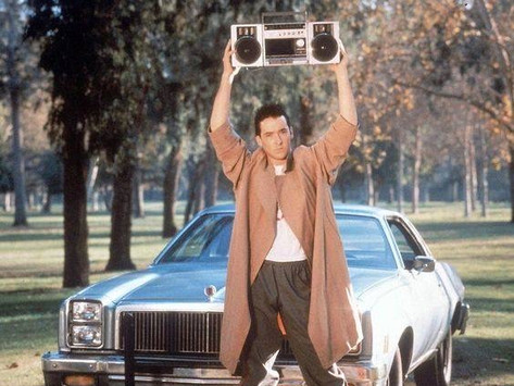 The Boombox Outside My Window