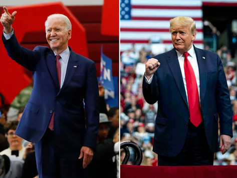 The 2020 Presidential Race: