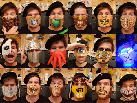 Masks, a Must-Have Accessory for the (Healthy) Modern Consumer