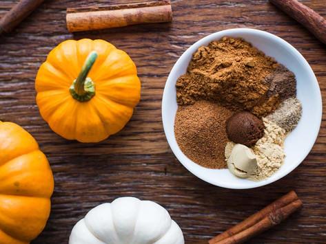 Recipe Ramble: Pumpkin Spice