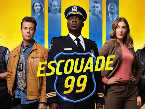 Escouade 99: the COPycat