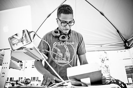 DJ Odiaka Gonzalez of All Ears DJ Weddings & Events in the San Francisco Bay Area