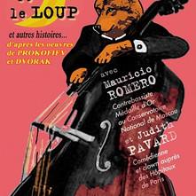 Affiche PIERRE & LE LOUP