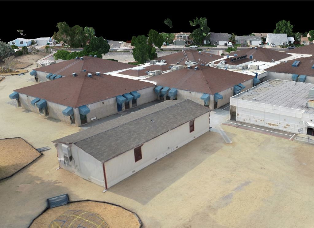 3D Aerial Mapping
